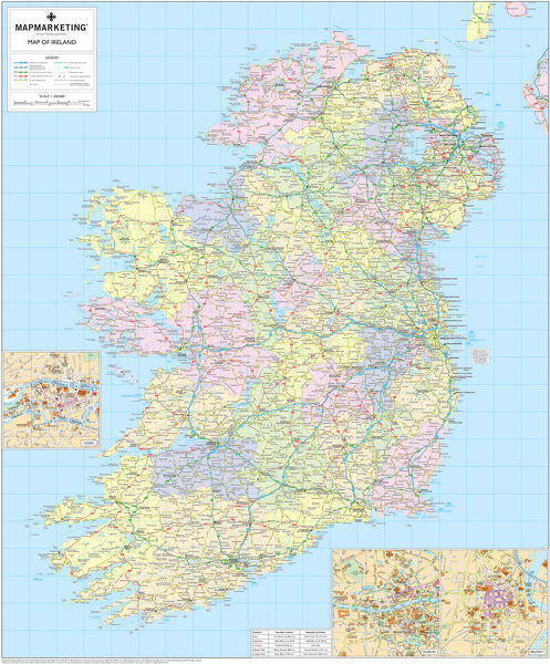 Ireland Political Road Map